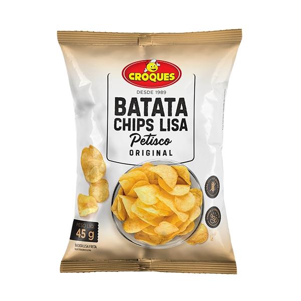 Batata Chips Lisa Original 45g