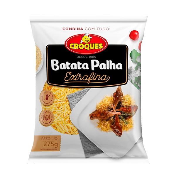 Batata Palha Extrafina 275g