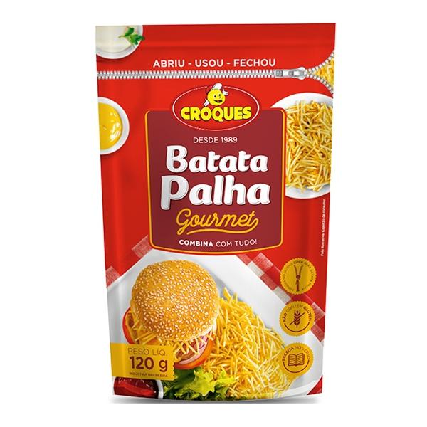 Batata Palha Gourmet 120g